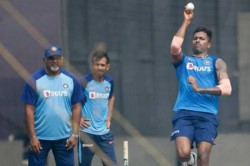 Hardik Pandya To Train Under Rahul Dravid S Team Likely To Miss New Zealand Odis