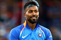 Hardhik Pandya Was Pulled Out Of India A Squad For New Zealand Tour Here Is The Reason