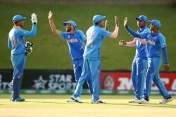 U 19 World Cup India Beat New Zealand To Set Up Quarter Final Clash With Australia