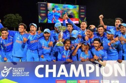 U19 World Cup India U19 Team Creates History With 10 Consecutive Wins