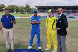 India Vs Australia Live Score U19 World Cup 2020 Quarterfinal Australia Win Toss Opt To Bowl