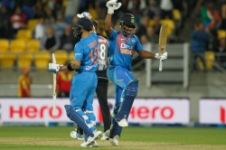 India Vs New Zealand 4th T20i Highlights Another Super Over Win Gives Team India 4 0 Lead