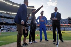 India Vs New Zealand 1st T20i India Have Won The Toss And Have Opted To Field