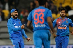 New Zealand Vs India 4th T20i India Hand New Zealand Second Super Over Defeat In 3 Days