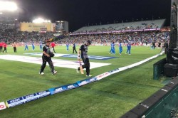 India Vs New Zealand 1st T20i Kane Williamson Ross Taylor Blitz Takes Nz To