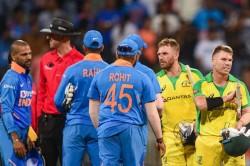 India Vs Australia 2020 2nd Odi High Scoring Game Without A Ton End Of Australias Streak