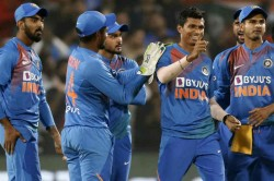 India Vs Sri Lanka 3rd T20i Navdeep Saini Shikhar Dhawan Kl Rahul Guide Ind To Series Win