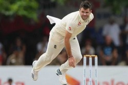 England Pacer James Anderson Ruled Out Of South Africa Series With Rib Injury