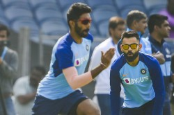 Virat Kohli Reveals What Happened When He Faced The Bumrah In Nets Ahead Of 1st Odi