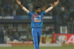 India Vs Australia 2nd Odi Jasprit Bumrah Bowls Two Consecutive Maidens In First Spell