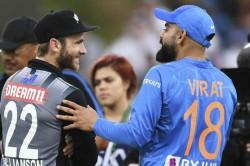 Kane Williamson Overtakes Virat Kohli Faf Du Plessis With 9th Fifty Plus Score As T20i Captain