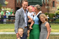 Kids First Tournaments Second Says Comeback Queen Kim Clijsters