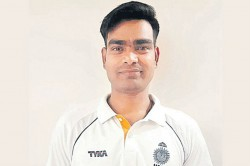 Ranji Trophy Ravi Yadav S World Record Hat Trick On Opening Day Of 7th Round