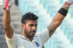 Manoj Tiwary Has Scored His First Ever First Class Triple Hundred In Ranji Trophy