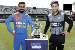 India New Zealand 1st T20 Preview India Predicted Xi Weather And Pitch Report