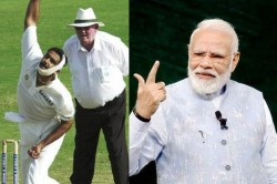 Anil Kumble S Reaction After Pm Narendra Modi Cites His Example To Students