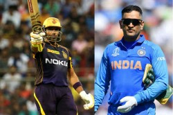 Robin Uthappa Picks His Odi Team Of The Decade Ms Dhoni To Lead The Side