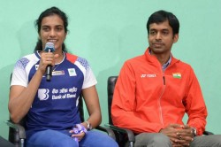 National Coach Pullela Gopichand Says Pv Sindhu Needs To Adapt To Crammed Bwf Calendar