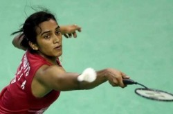 Pv Sindhu Says Criticism Doesn T Affect Me Working On Technique To Win A Medal At The Olympics