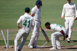 Kagiso Rabada Set To Miss Fourth Test After Joe Root Wicket Celebration