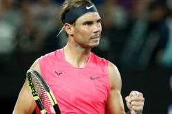 Australian Open 2020 Rafael Nadal Breezes Into Third Round Simona Halep Fights Past Dart