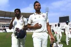 Ranji Trophy 2019 20 Hyderabad Beats Kerala To Earn First Win Of Season