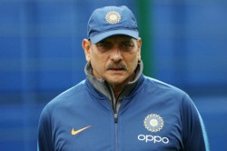 Ravi Shastri Says The Word I Is Not There In Our Dictionary