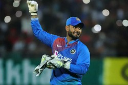 We Ve Spoken A Lot About Him India Batting Coach Irked On Question About Rishabh Pant