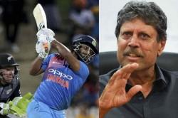 Kapil Dev Says Rishabh Pant Is So Talented He Cannot Blame Anybody