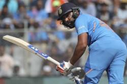 India Vs Australia 2nd Odi Rohit Sharma 46 Runs Away From Going Past Sourav Ganguly Sachin