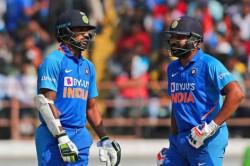 India Vs Australia Rohit Sharma Shikhar Dhawan Injured