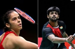 Indonesia Masters 2020 Saina Srikanth And Praneeth Crash Out