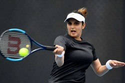 Sania Mirza Makes Winning Return To Tennis Court After A Gap Of 2 Years