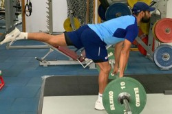 Mohammed Shami Gearing Up For Challenges As Pacer Sweats Out In Gym Ahead Of Australia Series