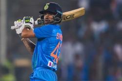 India Vs Australia 3rd Odi Bcci Update On Shikhar Dhawan S Shoulder Injured On Field