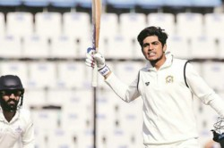 Shubman Gill Fined 100 Percent Match Fee For Showing Dissent To Umpire In Ranji Match