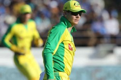 Steve Smith Blamed Lost Of 3 Quick Wickets In The Middle Over For Rajkot Defeat