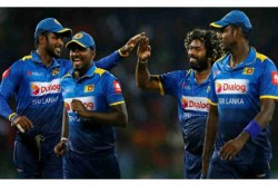 Lasith Malinga Led Sri Lanka Team Arrives In India Ahead Of T20 Series