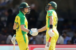 Steve Smith Says Marnus Labuschagne Looked At Home In First Odi Innings