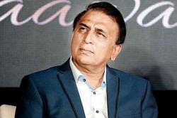 Sunil Gavaskar Believed Rishabh Pant Should Be The Wicket Keeper For India In Limited Overs