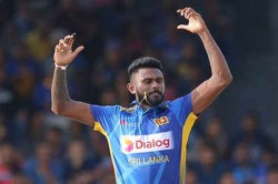 India Vs Sri Lanka Injured Sri Lanka Pacer Isuru Udana Virtually Ruled Out Of Third T