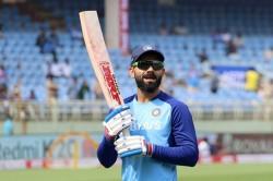 New Zealand Vs India 2020 Virat Kohli 25 Runs Away From Breaking Ms Dhonis Record