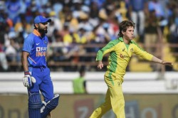 Virat Kohli Vs Adam Zampa In Odis Kohli Got Dismissed 7 Times By Zampa