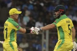 India Vs Australia 1st Odi Australia Complete 10 Wicket Win After Warner Finch Hundreds