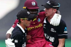 Spirit Of Cricket At Its Best Nz Players Carry Injured Wi Batsman On Shoulders In U 19 World Cup