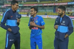 Yorker Queen Yuzvendra Chahal S Cheeky Dig At India Pacer Post Indore T20i