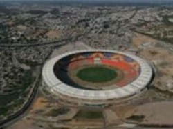 Motera Stadium Bcci Shares Aerial View Of World S Largest Cricket Facility In Ahmedabad
