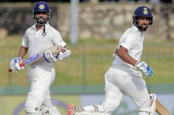 Ajinkya Rahane Defends Cheteshwar Pujara S Approach In 1st Test