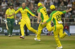 Ashton Agar Thrilled With Hat Trick Australia Beat South Africa