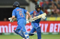 Australia Women Vs India Women Deepti Rodrigues Fight To Give India 132
